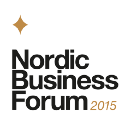 Наш партнер - Nordic Business Forum 2015